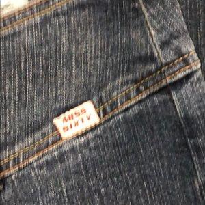 Miss Sixty Jeans - Miss Sixty Blue Denim Jeans. Size 8